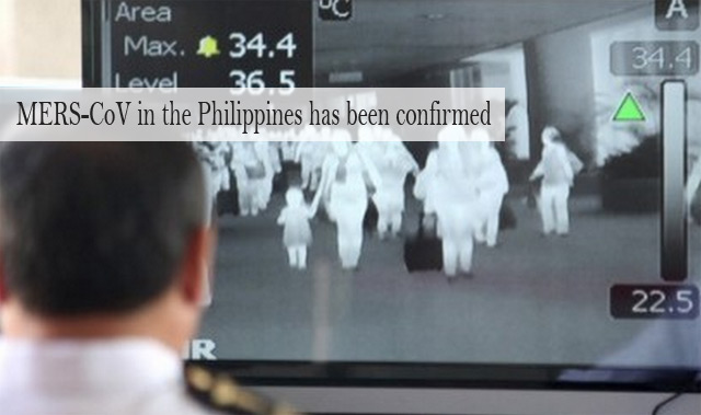 MERS-CoV in the Philippines has been confirmed by the Department of Health