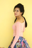Janani Iyyer in Skirt ~  Exclusive 041.JPG