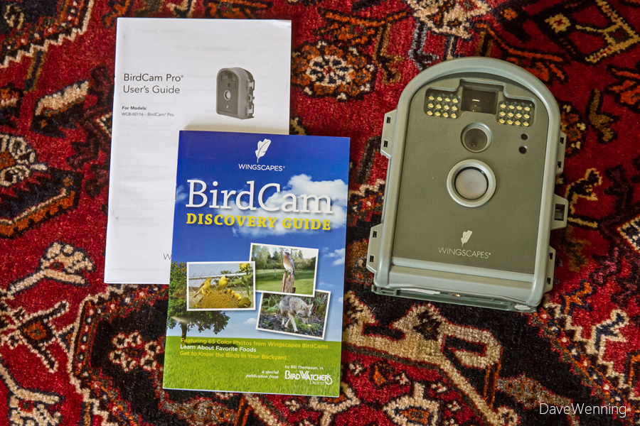Unboxing The Birdcam Pro