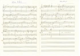 Rachel Portman's original score for the short version of the M&S advert