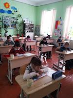 """Ziua Internațională a Cititului Împreună, IP Gimnaziul ,,Vitalie Tonu"""" din s. Dîngeni, r-nul Ocnița"""