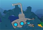 MouseCity - Danger Underwater Escape