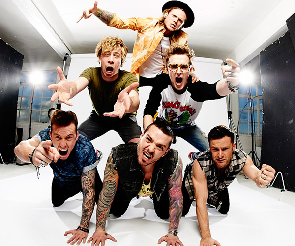 FEATURED ARTIST: MCBUSTED