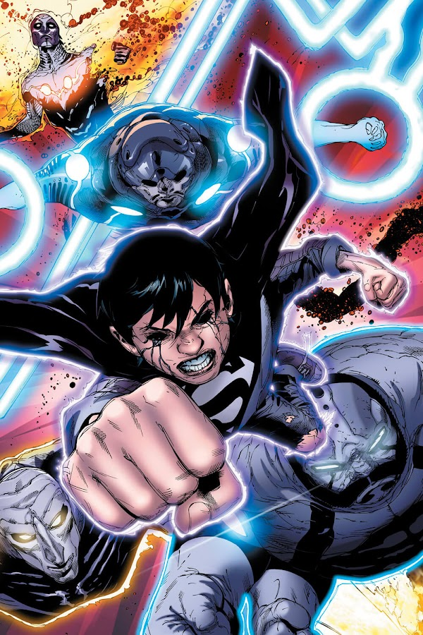 superboy jon kent dc rebirth