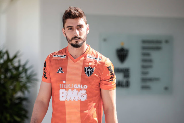 Rafael, goleiro do Galo é uma ótima opção para terceira rodada do Cartola FC 2020