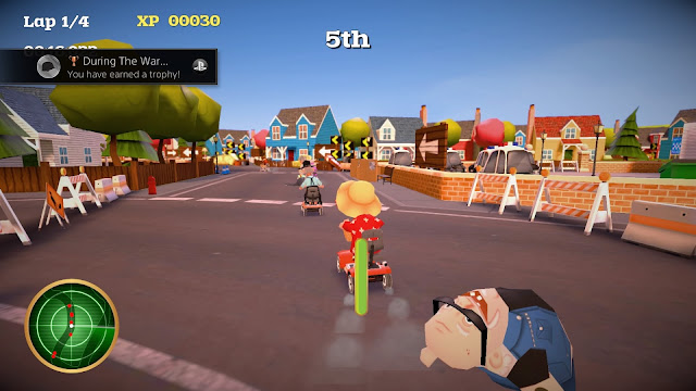 Kart racing game review