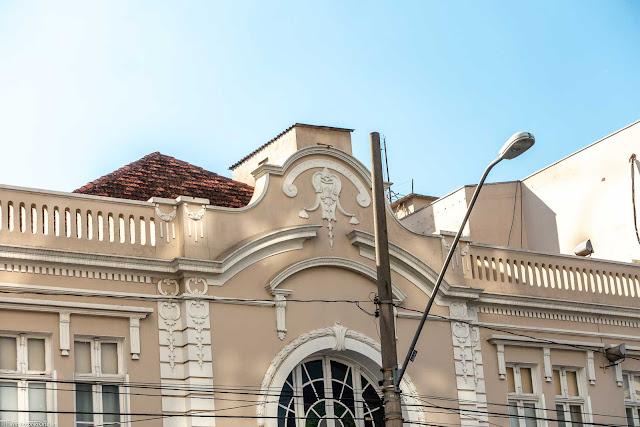 Outra Unidade de Interesse de Preservação na André de Barros - detalhe