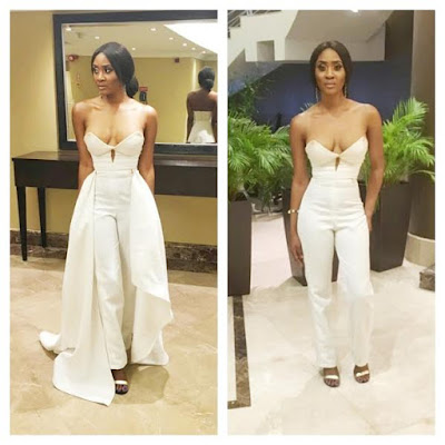 Image result for Check out Toni Tones fabulous outfit to the 'it's her day' premiere
