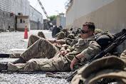 Pesawat Inggris Terakhir yang Angkut Militer, Tinggalkan Kabul