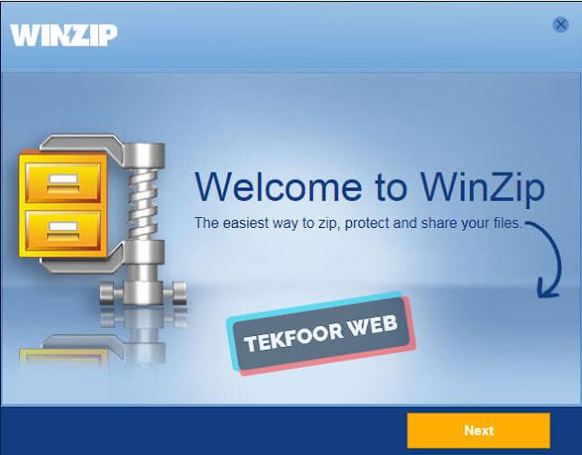 تحميل برنامج zip لفك الضغط مجانا للكمبيوتر ويندوز 10 – برنامج winzip