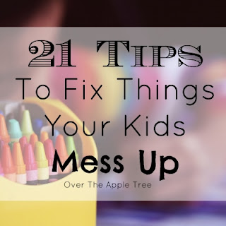 21 Things To Fix, Over The Apple Tree