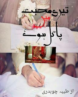 Teri mohabbat main pagal huey by Tayyaba Chaudhary Complete Part 2 Online Reading