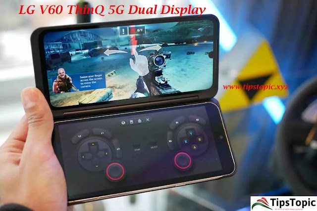 LG V60 ThinQ 5G Dual Display