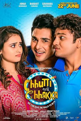 Chhutti Jashe Chhakka Movie 2018 Full Gujarati Movie Download
