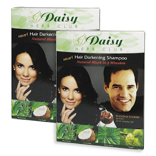 alpro pharmacy daisy hair darkening shampoo for grey hair