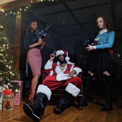 Raz Simone - Christmas Came Early (2019) - Album Download, Itunes Cover, Official Cover, Album CD Cover Art, Tracklist, 320KBPS, Zip album