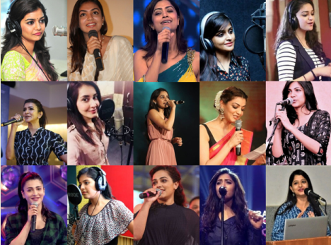 south-indian-actresses-as-playback-singers
