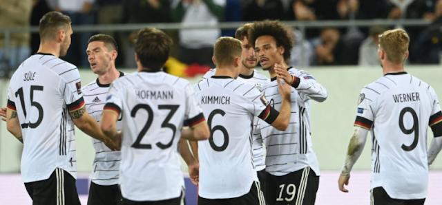 ملخص واهداف مباراة المانيا وليشتنشتاين (2-0) تصفيات كأس العالم