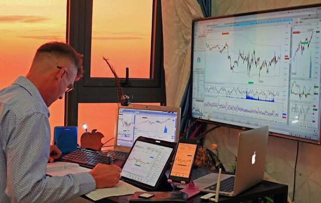 global economy news stock market updates crypto trends