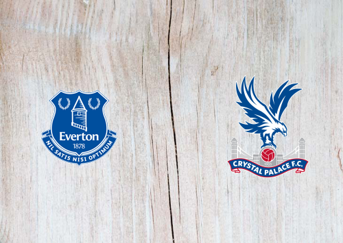 Everton vs Crystal Palace Full Match & Highlights 8 February 2020
