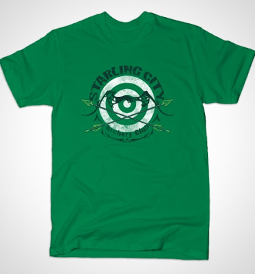 Green Arrow Bullseye Shirt