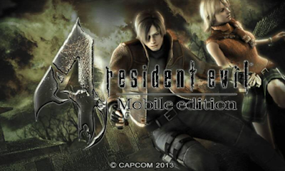 Resident Evil 4 Apk+Data Mod For Android (High Compress)