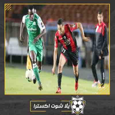 مباراة اتحاد الجزائر وجورماهيا مباشر