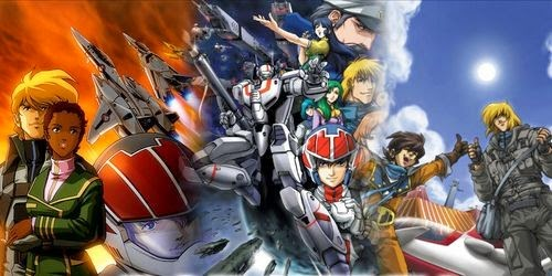 Sony assume produção do live action de Robotech!