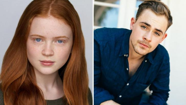 Stranger Things - Season 2 - Sadie Sink and Dacre Montgomery Join Cast