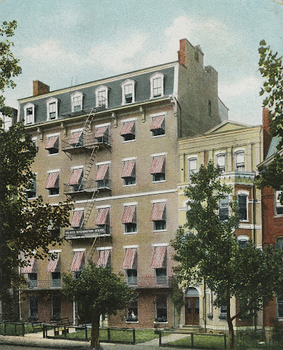 0fc10b3f81df The Many Lives of George Washington s Townhouses on Capitol Hill