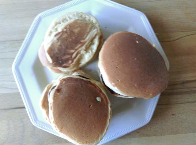 original amerikanische Pancakes