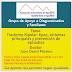 Grupo de Apoyo a Diagnosticados y familiares Sur. Tema: Trastorno bipolar: tipos, síntomas principales y prevención de episodios.