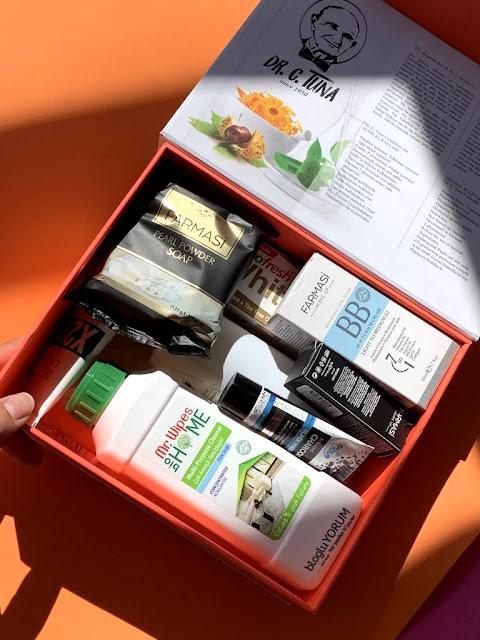 farmasi kişisel bakım başlangıç paketi satın al
