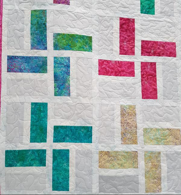 Sparkler quilt | DevotedQuilter.com