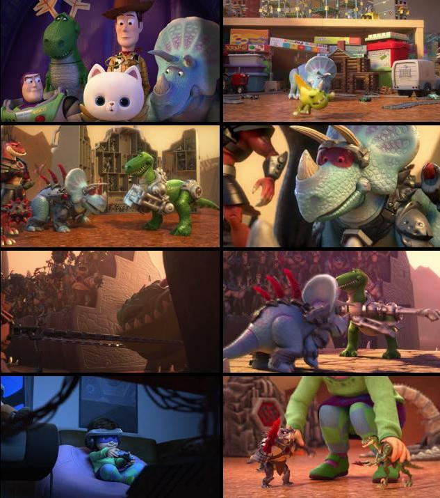 Toy Story That Time Forgot 2014 BluRay 720p x264
