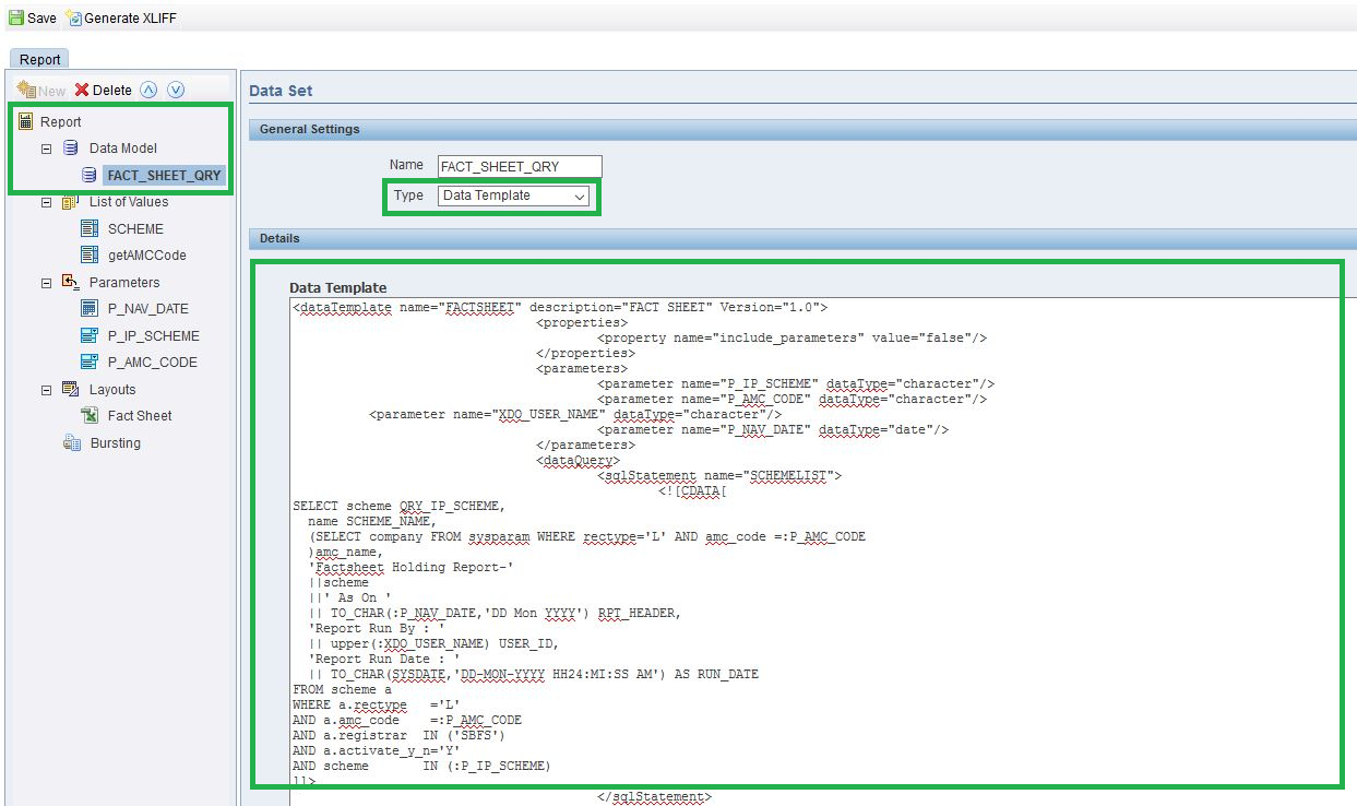 ORACLE MASTERMINDS: Data template in Oracle BI Publisher 10g