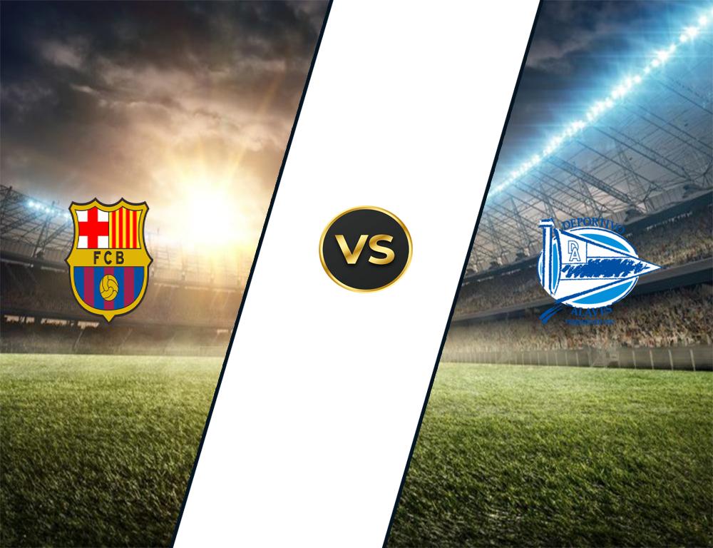 مشاهدة مباراة برشلونة والافيس بث مباشر اليوم الأحد 19-7-2020