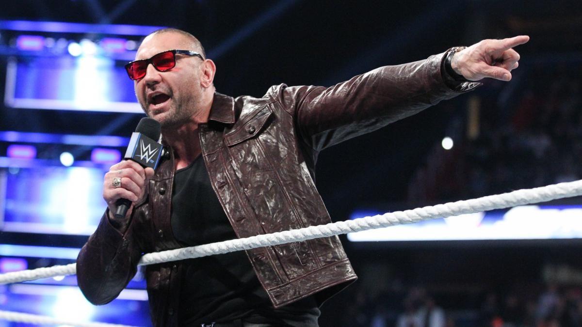 Batista não será mais introduzido no WWE Hall of Fame