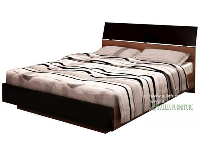 tempat tidur modern minimalis cocoa