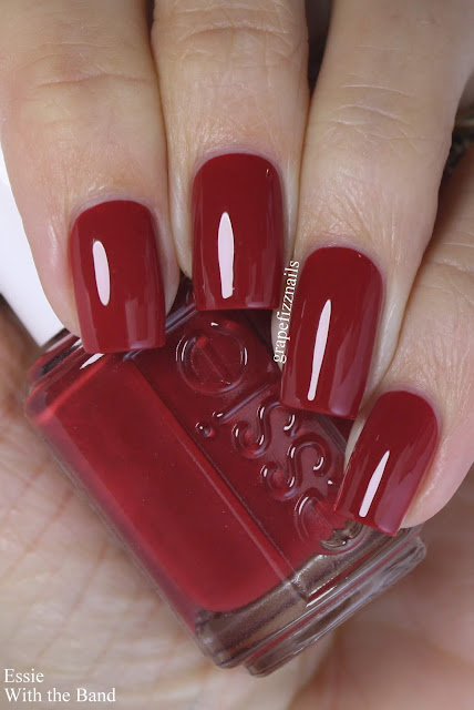 Essie With the Band Swatch