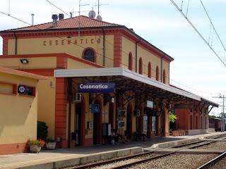 Stazione di Cesenatico