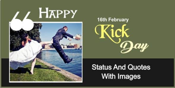 Kick Day Quotes In Hindi
