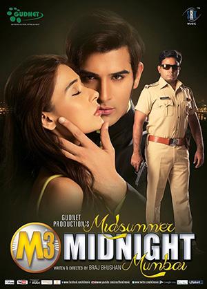 Midsummer Midnight Mumbai M3 2014 Hindi DVDScr XviD 700MB