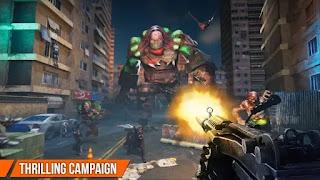 dead trigger - zombie horror fps mod apk