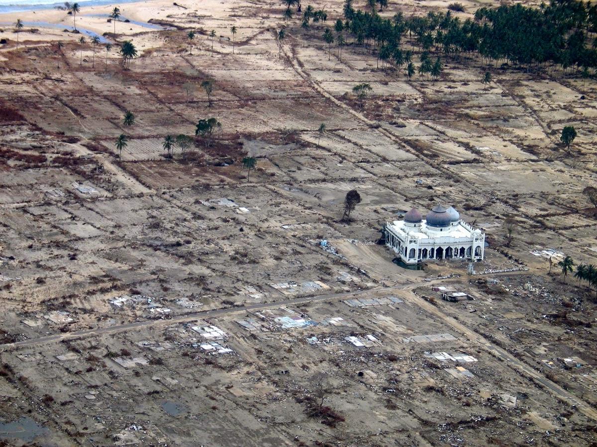 Mesjid Tsunami Selamat