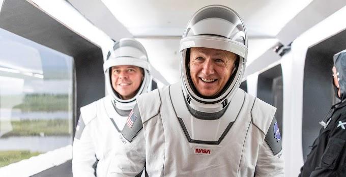 SpaceX y la NASA volverán a intentar el lanzamiento histórico de astronautas el sábado 30 de mayo