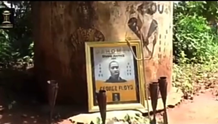 African Native Doctors Hold Ritual Ceremony To Unleash Voodoo On The Killers Of George Floyd