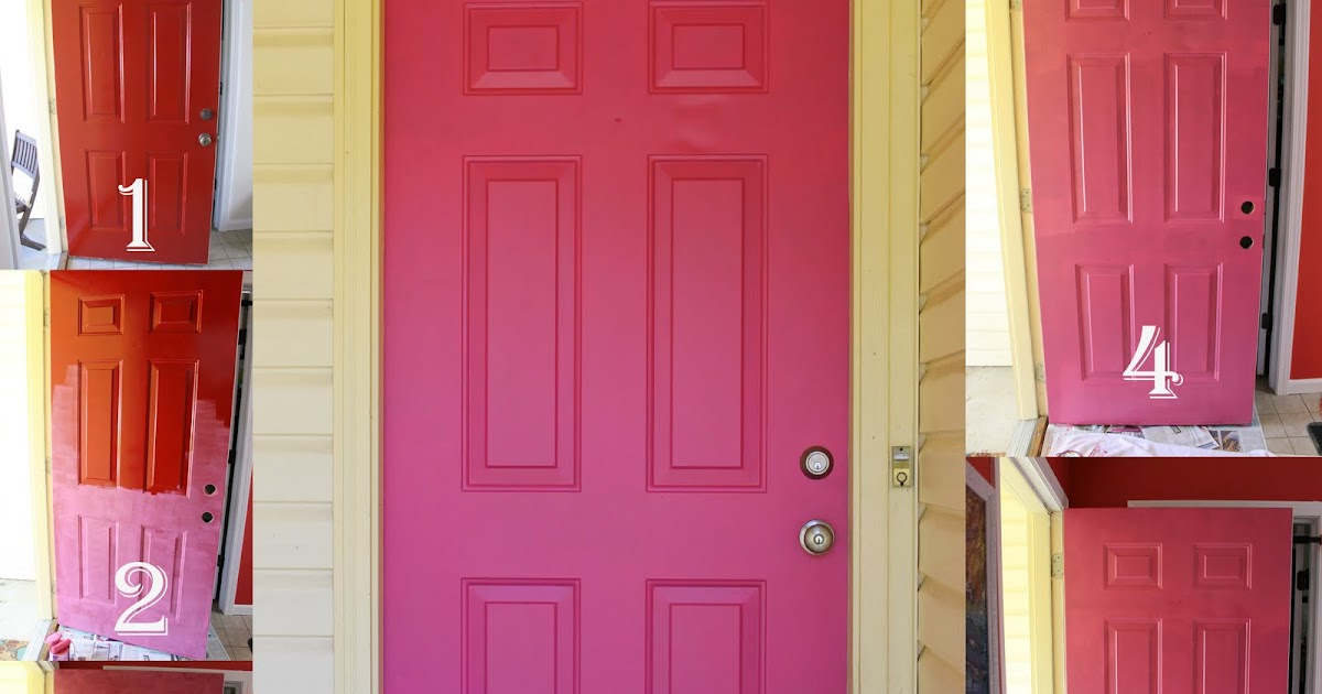 Hems And Haws Pink Door