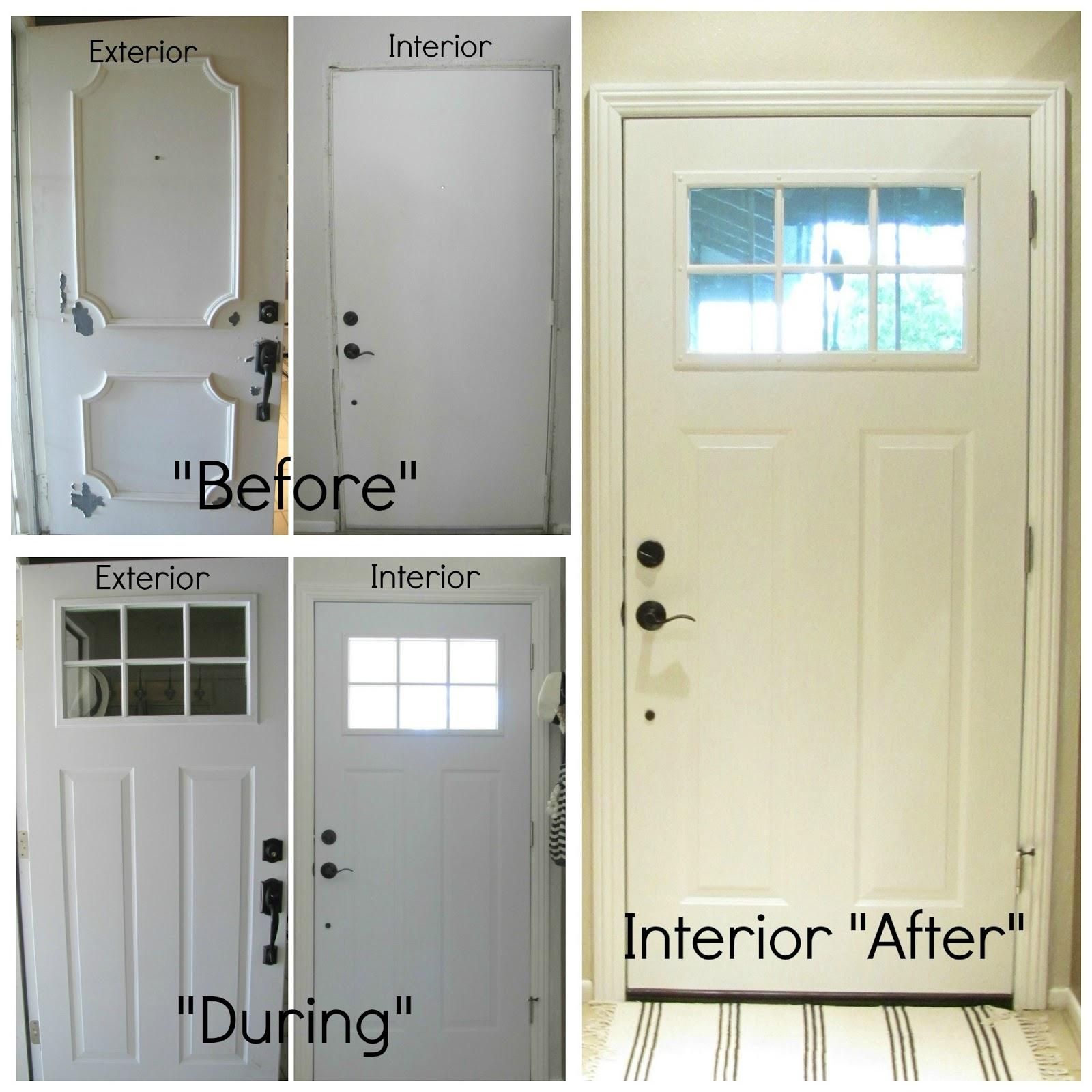 Entry Doors Diy Entry Door
