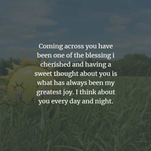 Thinking of you quotes to show that you miss them
